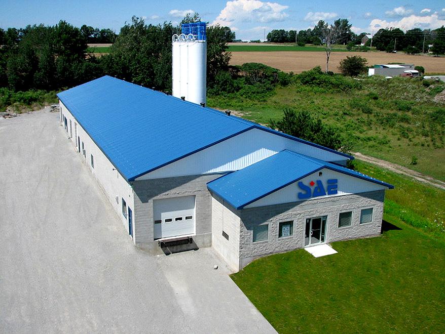 SAE Facility | SAE Inc.