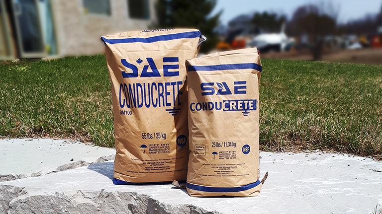 SAE-Conducrete 25 lbs-Web