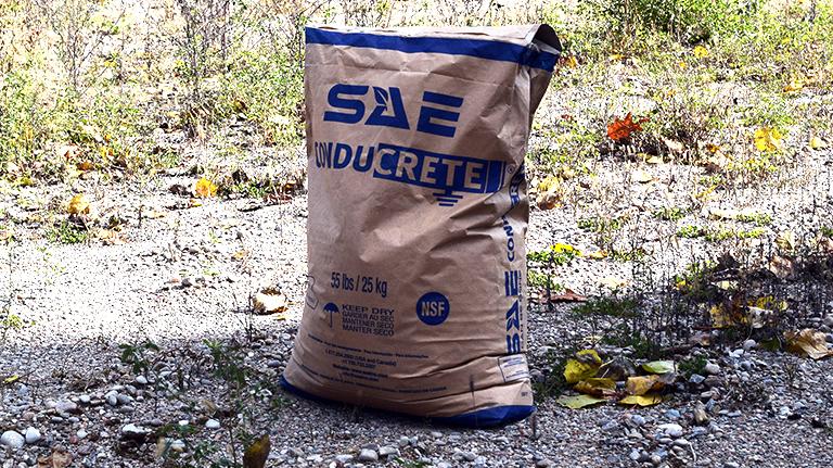 SAE-Conducrete Bag-CP